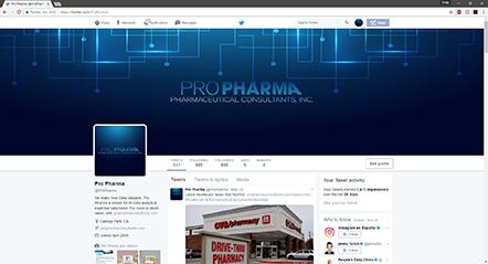 Follow @propharma on Twitter