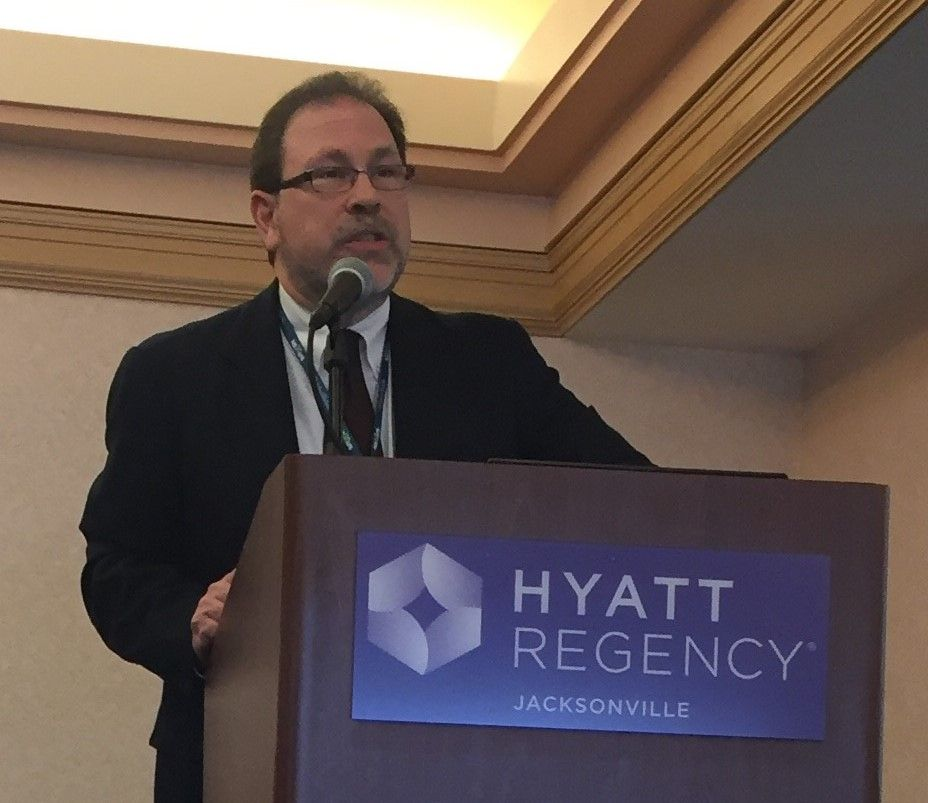 LTC Specialist Matt McCann speaking in Florida