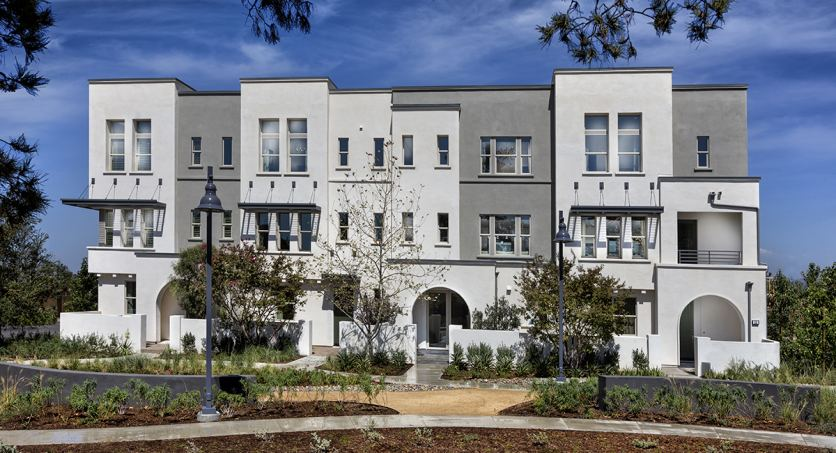 Rowland at Beacon Park is down to its last final few homes for sale.