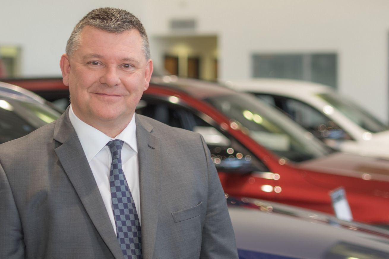 James Brearley, CEO - Inchcape Retail UK