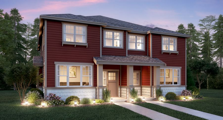 Lennar to bring new homes to high point later this year for Detached townhomes