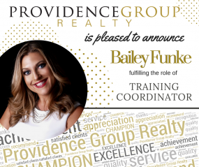 Bailey Funke, Training Coordinator