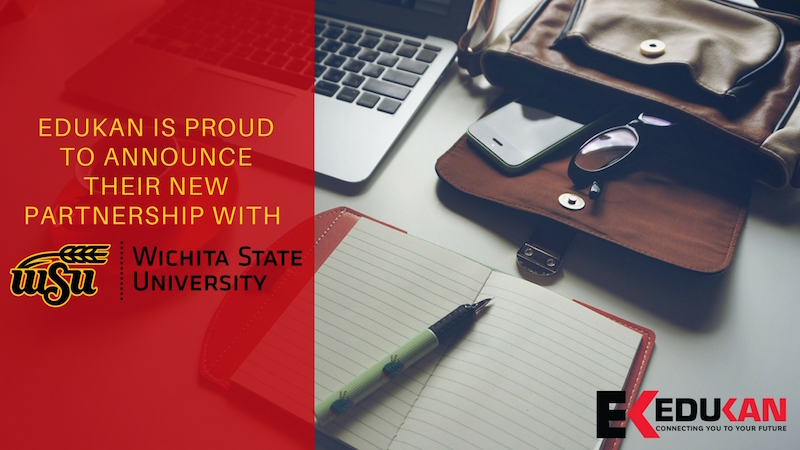 EDUKAN Announces Partnership with Wichita State University