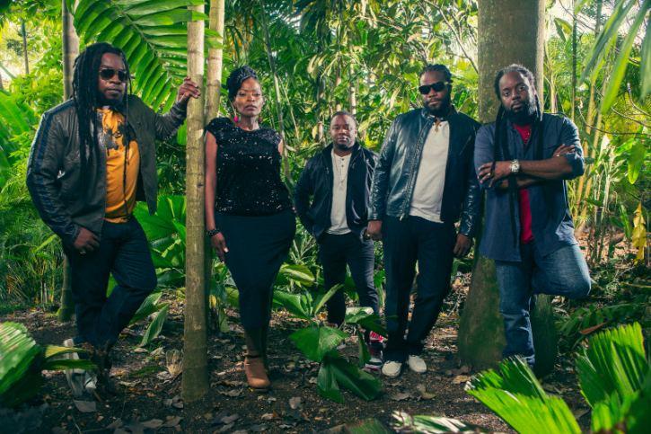 Morgan Heritage - Grammy Award Winners - Best Reggae Album 2016