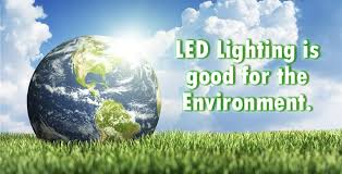 Switch to energy-efficient eco-friendly LED Lighting.