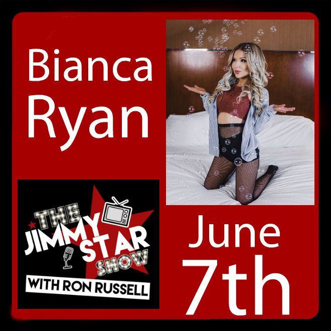 Bianca Ryan On The Jimmy Star Show With Ron Russell