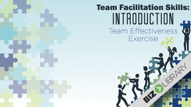 New Team Building Video Course