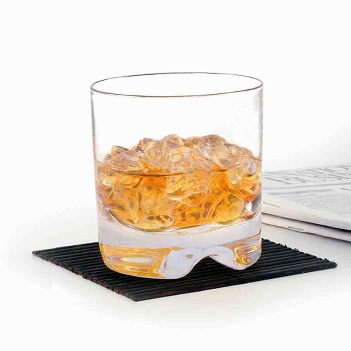 The Vivaldi Double Old Fashioned tumbler from Pars
