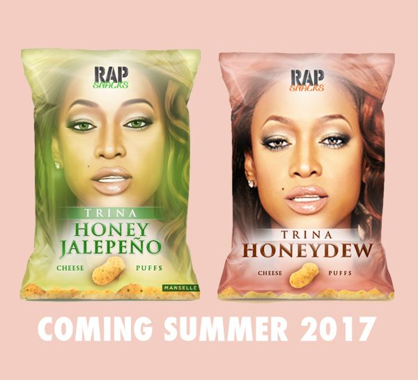 TRINA - Rap Snacks