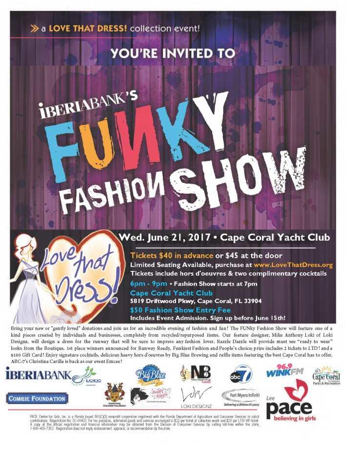 IBERIABANK Funky Fashion Show