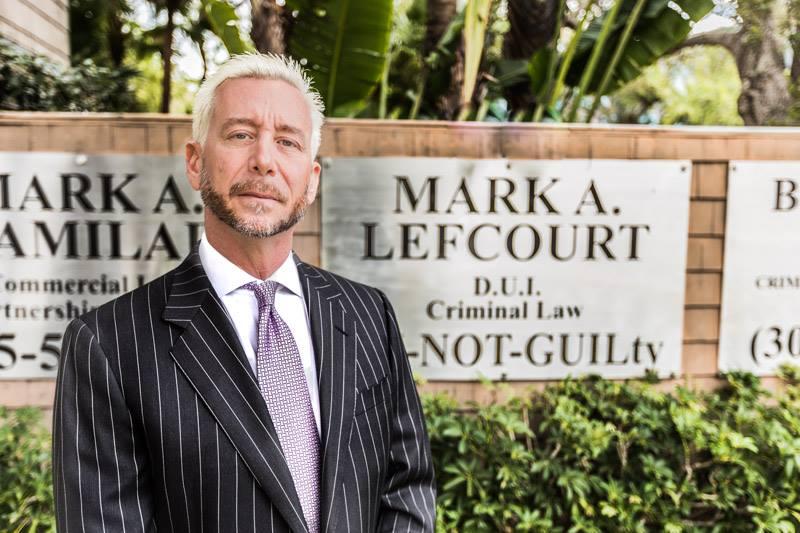 Attorney Mark Lefcourt