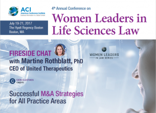 4th Annual Women Leaders in Life Sciences Law