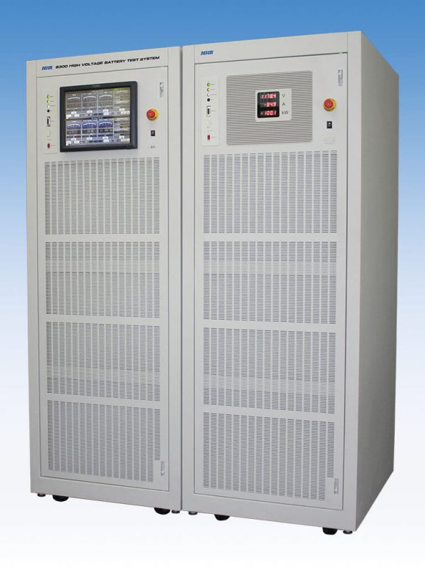 High voltage battery test system 200kW