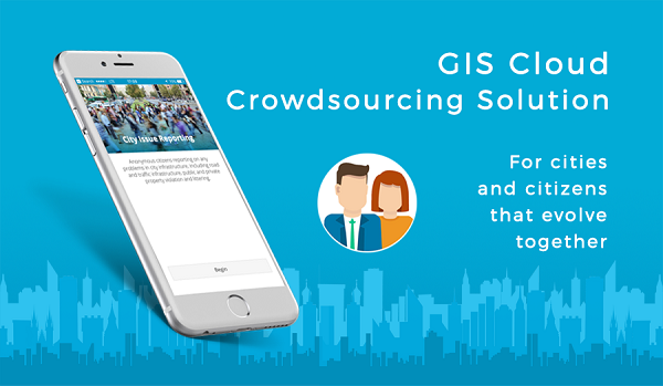 GIS Cloud Crowdsourcing Solution