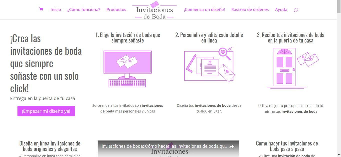nueva plataforma para hacer de boda en mxico