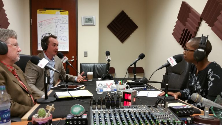 Josh Nickell and Tom Nickell speak with Soyini Coke, host, of CEO Radio