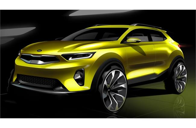 Kia previews new Stonic SUV ahead of Frankfurt reveal