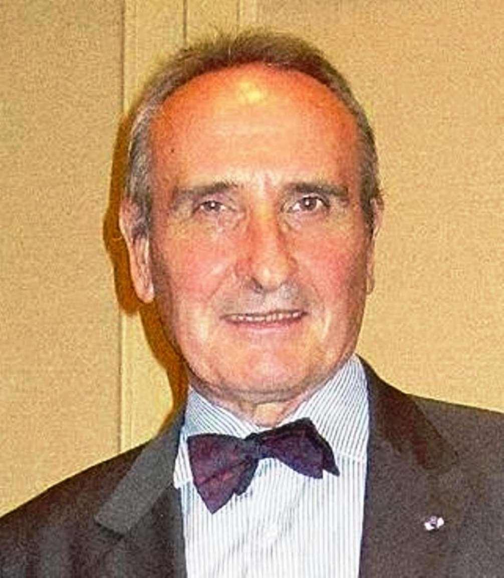 Dr. Bernard Boene, Chancellor, Geneva Graduate Sch