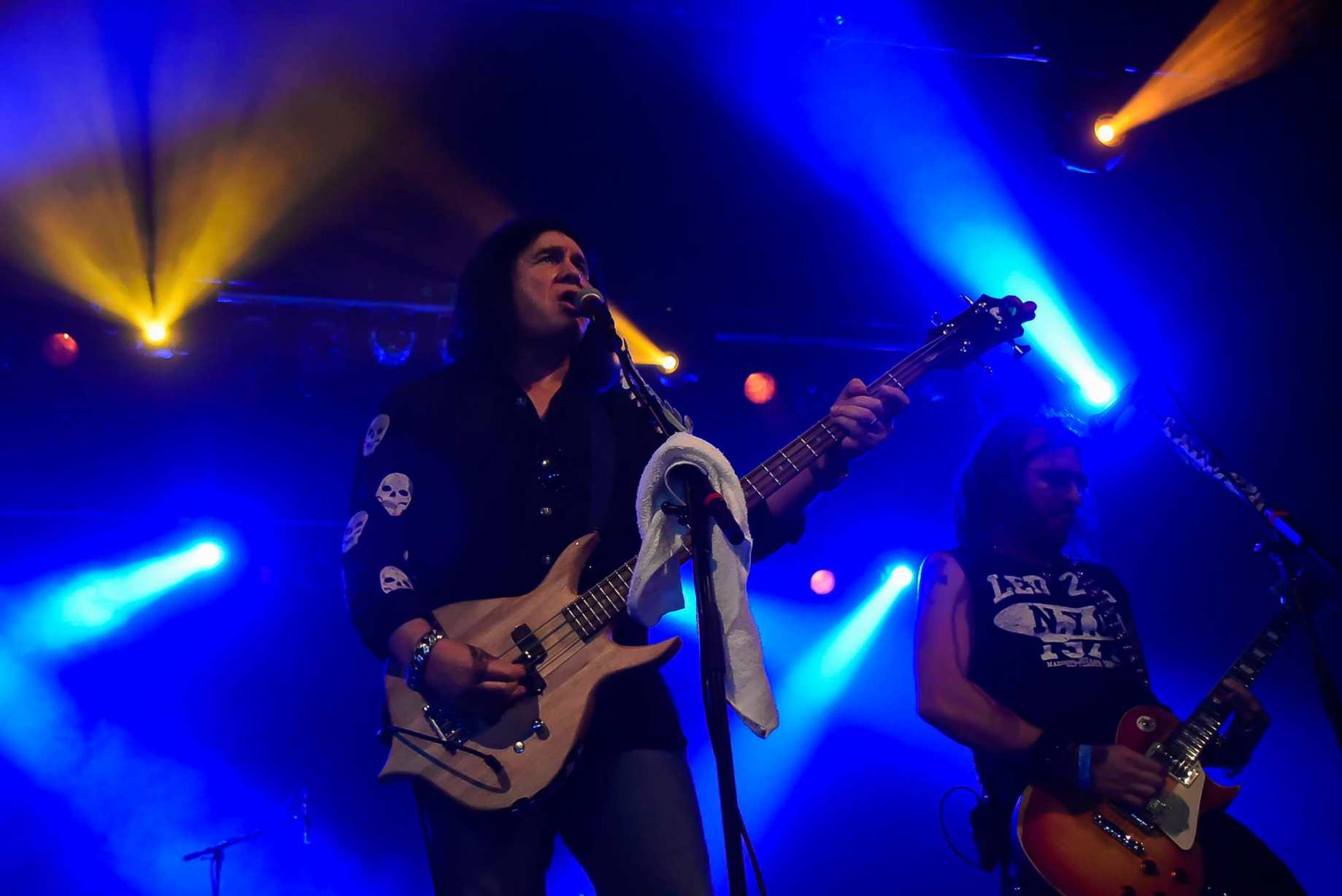 Gene Simmons Concert (credit Paula A. Lively)