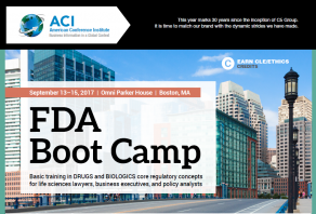 FDA Boot Camp – Boston Edition