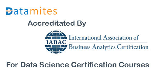 Datamites Accredited by IABAC
