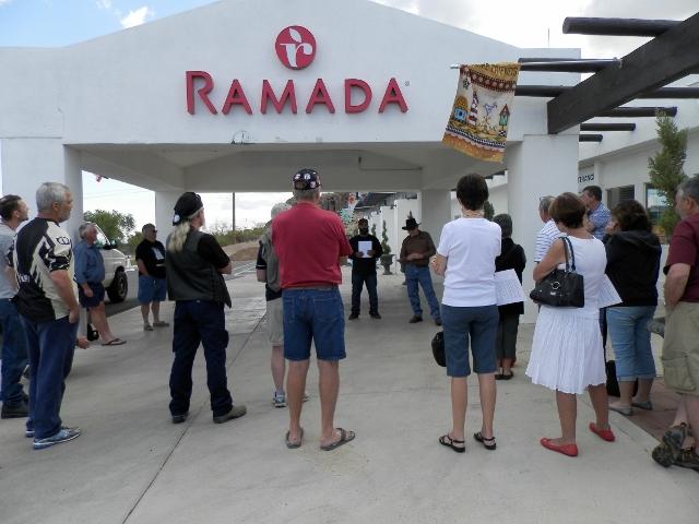 Ramada-Entrance