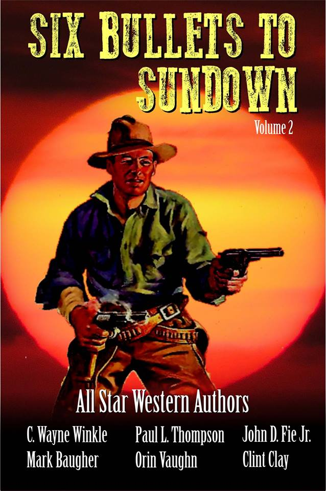 """Six Guns to Sundown: Volume 2"" will be available soon."