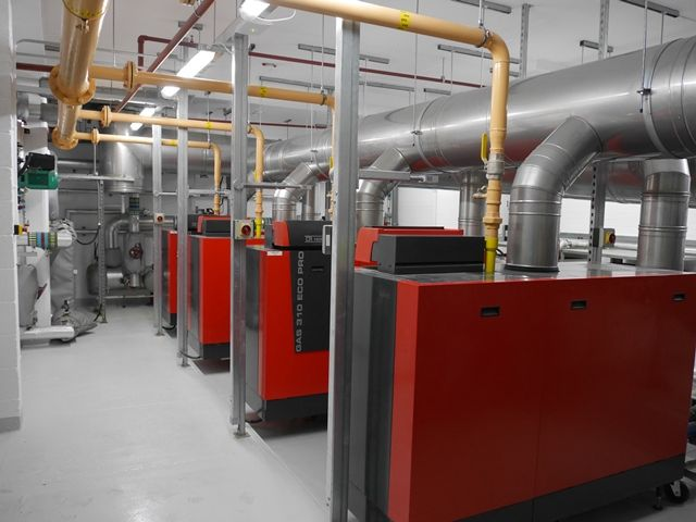 Oldham Council improves heating efficiency with Remeha boilers ...