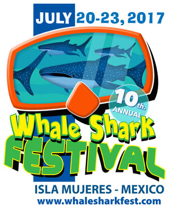 Whale Shark Festival Logo.