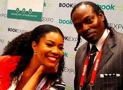 Ernest Blair and Gabrielle Union