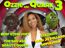 Daisi Jo on Ozzie & Quark