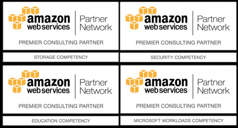 AWS Competency badges