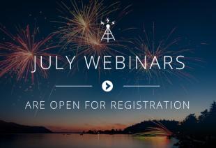 July 2017 Webinars