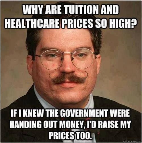 Pricing Meme: Single-Payer Is Too Expensive