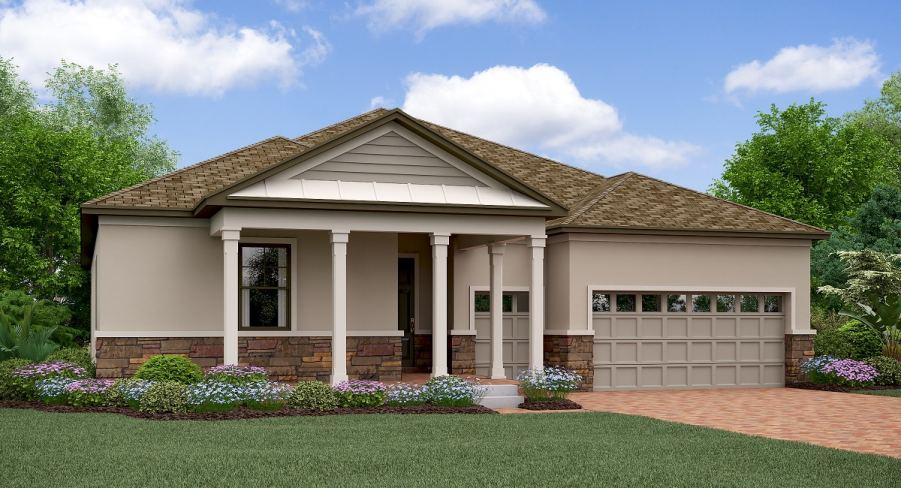 Lennar Homes at Southern Hills Plantation