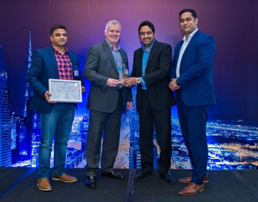 ISYX Technologies wins Cisco Emerging Partner of t
