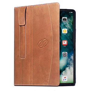The new Premium Leather iPad-Pro 10.5 Case by MacCase