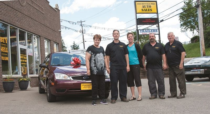 Giveaway Auto Sales >> Steubenville Pike Auto Repair Charity Announces Spring