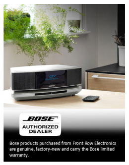 Front Row Electronics