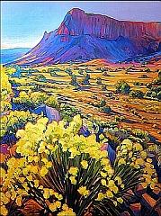 Desert Dusk by Greg Heil
