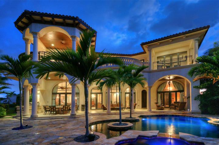 Lang realty 39 s brian pearl vini antonacci present newly priced golf course estate home in st for Living room theater boca raton