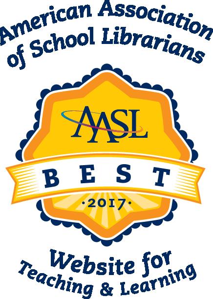 AASL Best Website Award