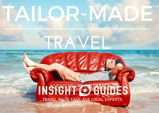 Tailor-made travel with Insight Guides