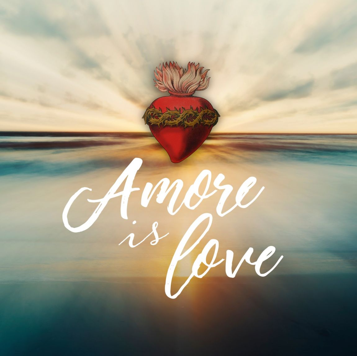"""Amore Is Love"" single cover"