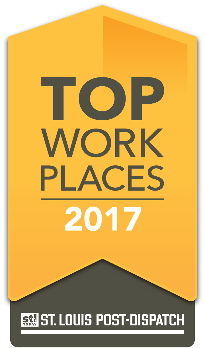 2017 Top Workplaces award
