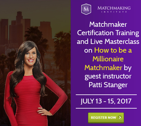 Matchmaker Certification - Matchmaking Institute