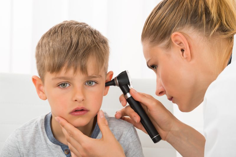 Chiropractic May Help With Ear Infections