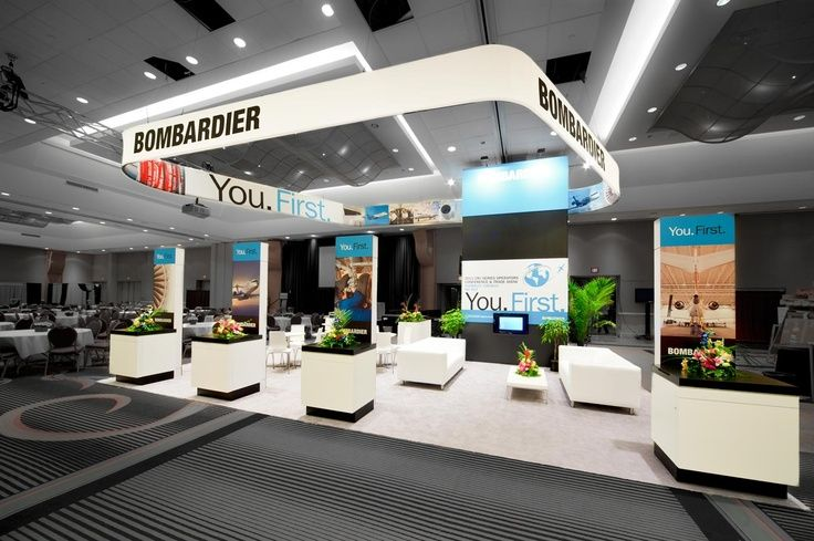 Exhibition Booth Printing : How to build a buzz ahead of trade show printuk