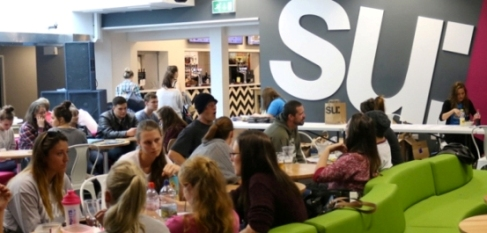 University of Plymouth Students Union Bar
