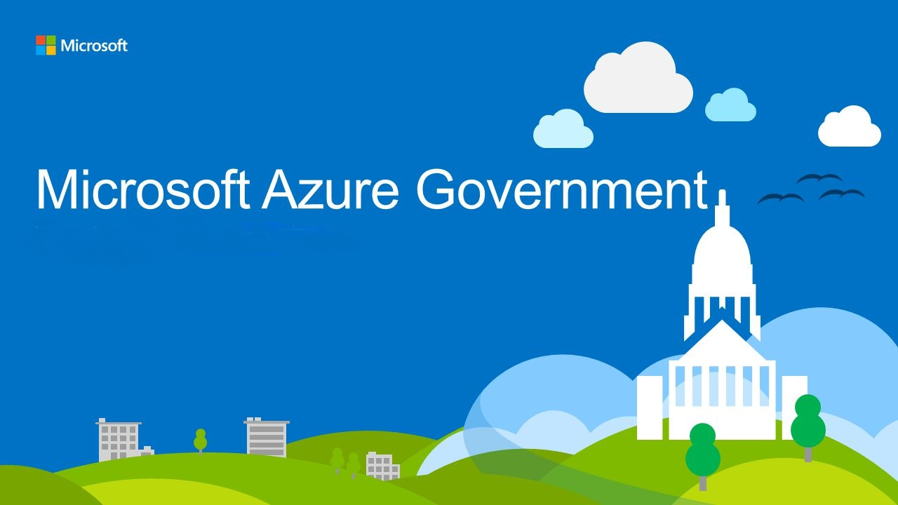 The Azure Government Cloud